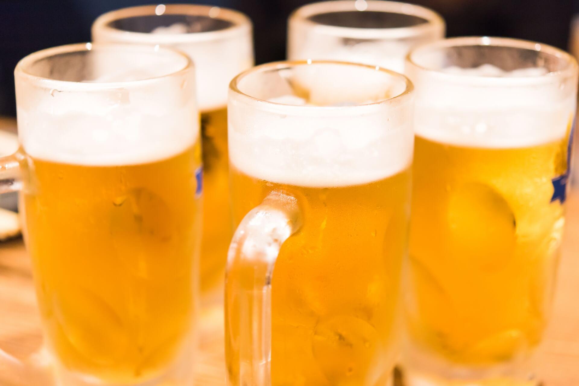 浜風を感じながらビール!横浜のおすすめビアガーデン!
