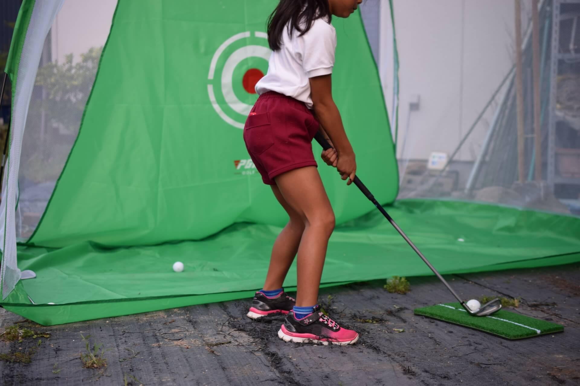 ゴルフ練習ネットを自作してみよう!