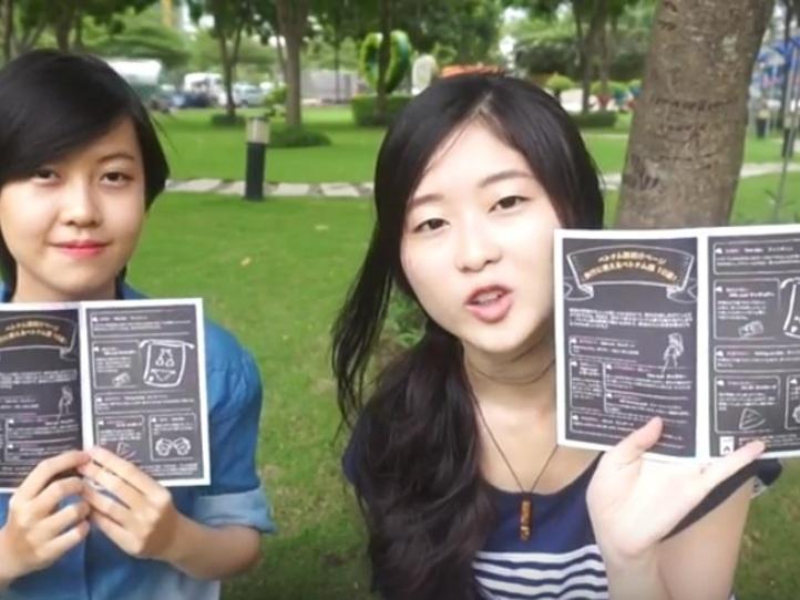 【動画】数字をベトナム語で発音してみよう