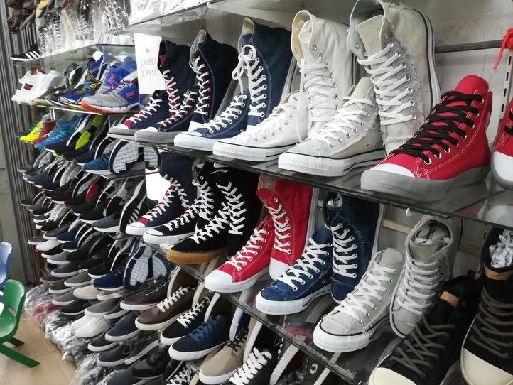 3区にある靴屋通り(Lý Chính Thắng)のご紹介