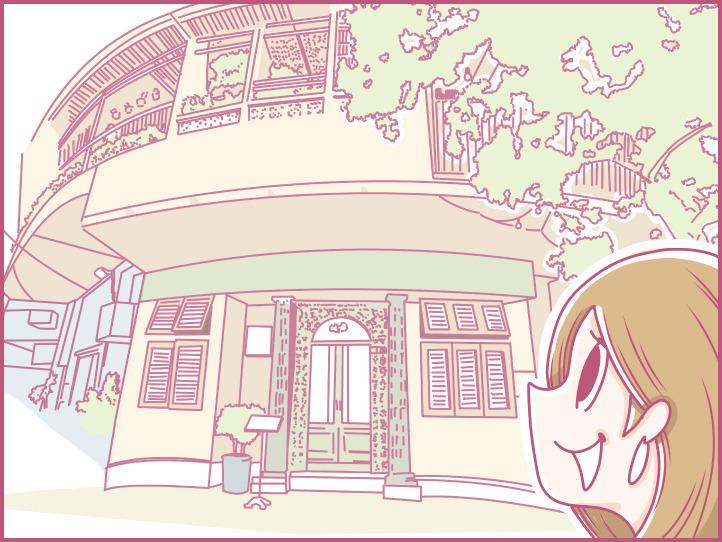 【連載4コマ漫画 / 第4話】ホーチミンにハマり中!ももの旅行日記