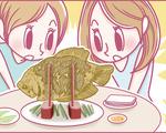 【連載4コマ漫画 / 第5話】ホーチミンにハマり中!ももの旅行日記