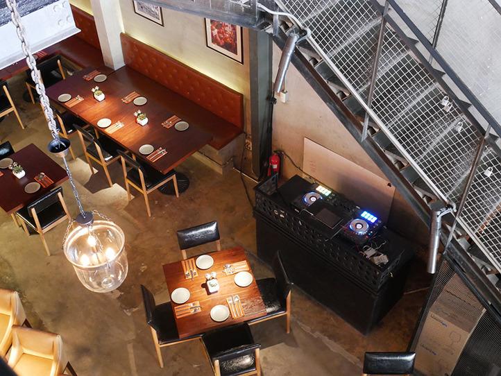 2区タオディエンにある、焼き立てワッフルが美味しいカフェ