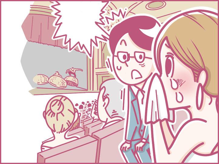 【連載4コマ漫画 / 第8話】ホーチミンにハマり中!ももの旅行日記
