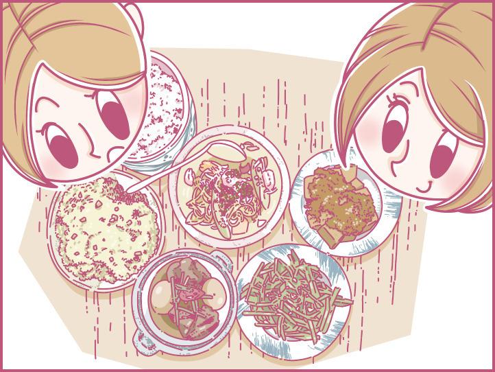 ホーチミンにハマり中!ももの旅行日記【 第3話 / 連載4コマ漫画 】