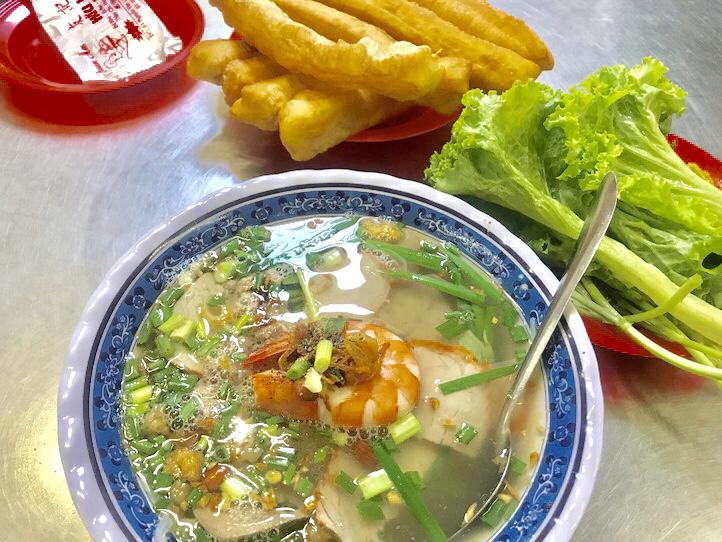 知る人ぞ知る!ベトナム麺料理、フーティウの隠れた名店~HUU KY友記