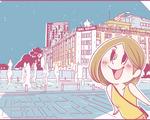 ホーチミンにハマり中!ももの旅行日記【 第13話 / 連載4コマ漫画 】