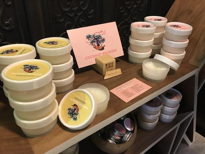 人気沸騰中のベトナム産ボディケア用品が買えるお店〜ZUZU Concept Store