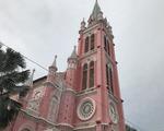 クリスマス前のタンディン教会!ピンク教会に負けない、可愛いオリジナルリースを作ろう