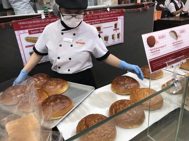 テレビ東京で紹介!ホーチミン限定のハワイブレッドを食べてみよう〜山崎パン