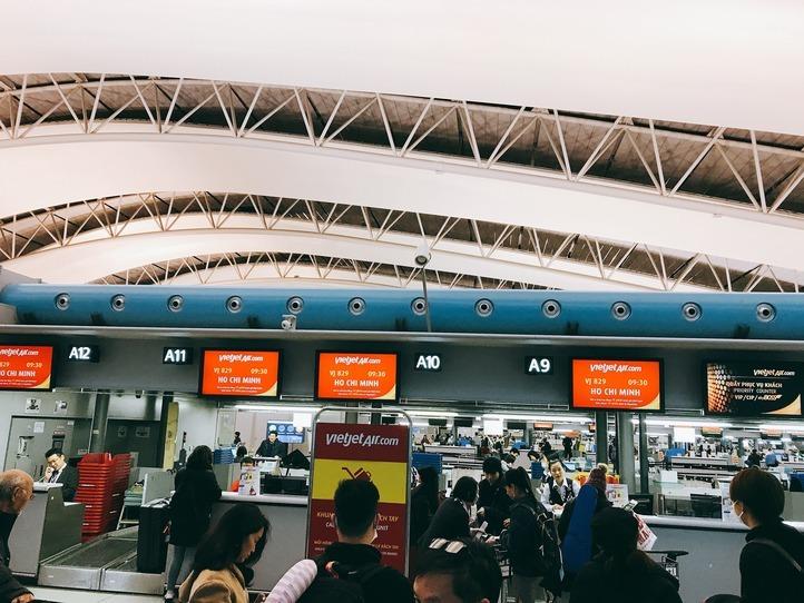 大阪・関空からホーチミンへ6時間!LCCのベトジェットエアが直行便を就航