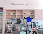 ホーチミン郊外トゥドゥック区とビンズオン省にある、台湾ミルクティーカフェ~DREAMTEA