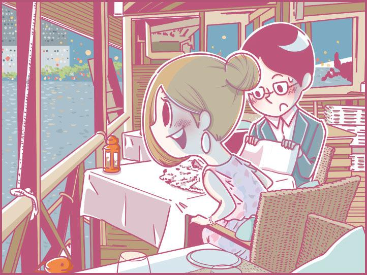 ホーチミンにハマり中!ももの旅行日記【 第20話 / 連載4コマ漫画 / 特別編 】