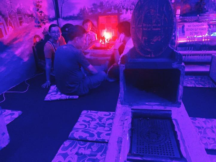 人気沸騰中!ホーチミンで1日200人訪れるとされる穴場のホラーカフェ〜I'm T -Drink&Spa- 〜