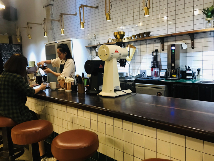 ボリューム満点のサンドウィッチが食べられるカフェレストラン~Journeys Sandwich Bistro