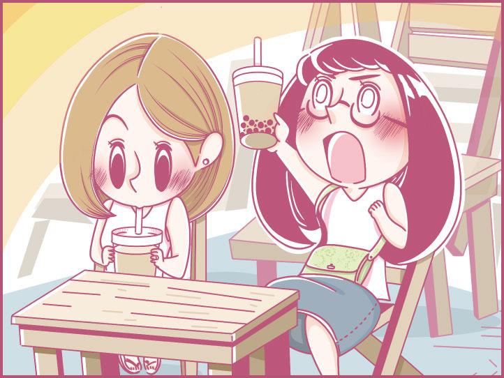 ホーチミンにハマり中!ももの旅行日記【 第7話 / 連載4コマ漫画 】