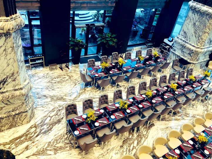 ベトナムの5つ星ホテルで高級モーニングビュッフェ in ホテルニッコーサイゴン