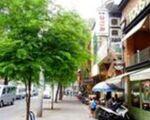 マテリアル カフェ ベトナム 直に日本語看板を掲げる店がちらほら見えてきます。ここ一帯は日本人街となっています。