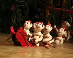 ロンヴァン水上人形劇