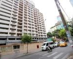 【閉店】フローウィングサロン&スパ 多くの駐在員が住む高級マンションです