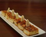 タイム・ビストロ レモングラスと刻み唐辛子と野菜のソテー
