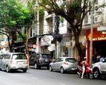 うさぎ マックチブオイ通りには雑貨ショップ、格安マッサージ、レストランなどが並んでいます!
