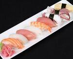 【閉店】ザ・スシ・バー 2号店 ゼンプラザ店 にぎり寿司(9個盛り)