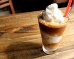 コンカフェ(ブイビエン通り店) ココナッツミルクとコーヒーのスムージー