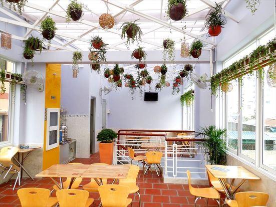 ベトナムコーヒーチェーン:ザ・コーヒーハウスをご紹介