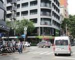 ラムニュンビューティー&サロン シェラトンホテルやモスクを横目に進むと交差点に当たります。