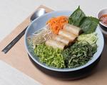 【閉店】ボンレストラン トマトベースの魚スープ