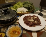 【閉店】ボンレストラン ビネガーホットポット