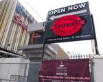 【移転】ザ・スシ・バー 1号店 徒歩10分ほどで、大きなショッピング施設サイゴンスクエアが見えてきます。