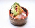【移転】ザ・スシ・バー 1号店 ちらし寿司