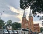 サー・スパ 聖母マリア教会を拠点にする場合は、タクシーに乗りましょう。