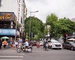 芽吹スパ そのまま直進して、ハイバーチュン通り(Hi Ba Trung)を横切ります。