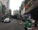 スカイスパ&ビューティー 北口から北にのびる、Thu Khoa Huan 通り (クゥ コア ファン通り) を100メートルほど進みます。