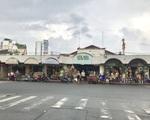 ソアイ・ソアイ ベンタイン市場の北側の入り口、「CUA BAC」を背にスタート