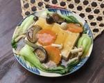 キュー・インドシン 椎茸豆腐(ベジタリアンフード)