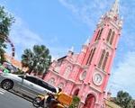Saigon Spa Hair & Studio Spa(旧 YKCビューティー) インスタの写真スポットで有名なタンディン教会からスタート