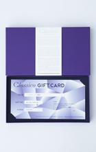 クラシコギフトカードボックス