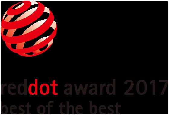 reddot award 2017 best of the best
