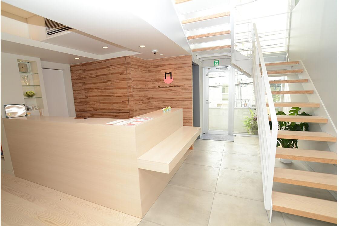 松本デンタルオフィス院内風景