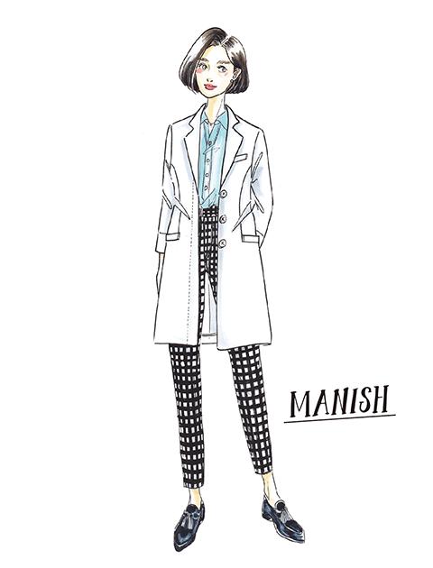 manish style