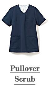 Pullover Scrub