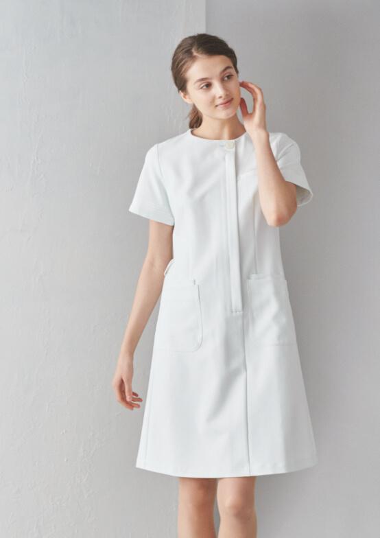 Four line sleeve one-piece