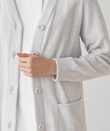 'Smoothie' long cardigan