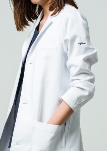 Ron Herman ドクターコート ホワイト