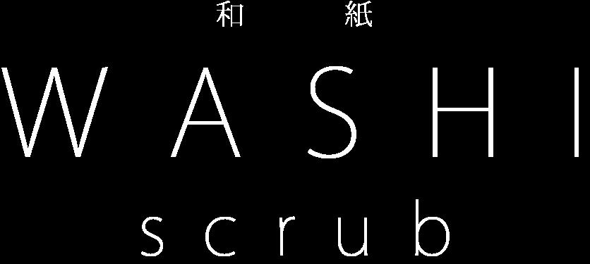 WASHI SCRUB