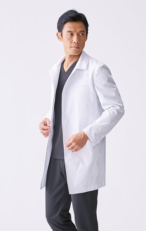 ステンカラードクターコート Soutien Collar Doctor Coat